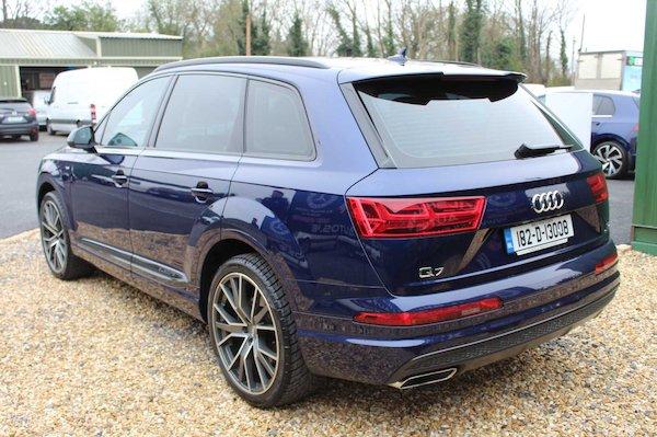 Audi Q7 2018 full