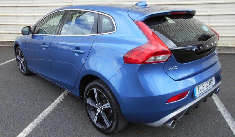Volvo V40 2018 full