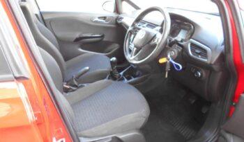 Vauxhall Corsa Vauxhall 2018 full