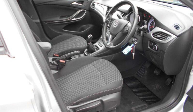 Vauxhall Vauxhall Astra 2017 full