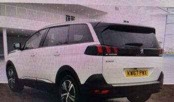 Peugeot 5008 2018 full