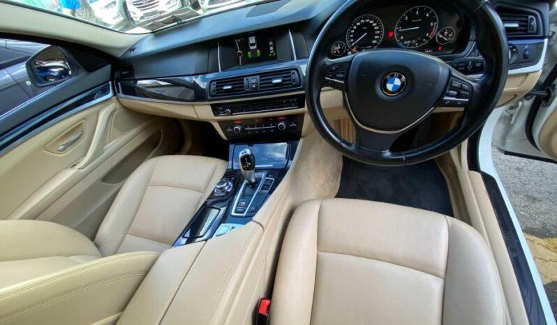 BMW 5 Series 2014 full