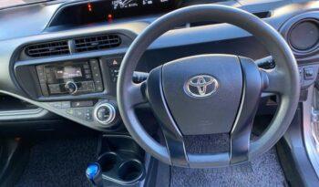 Toyota Aqua 2015 full