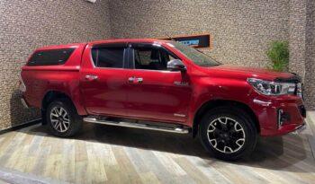 Toyota Hilux 2016 full
