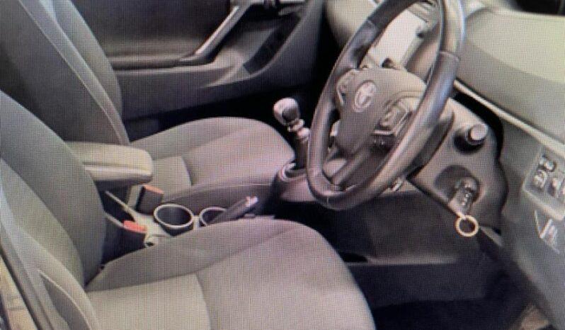 Toyota Verso 2016 full