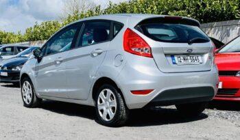 Ford Fiesta 2012 full