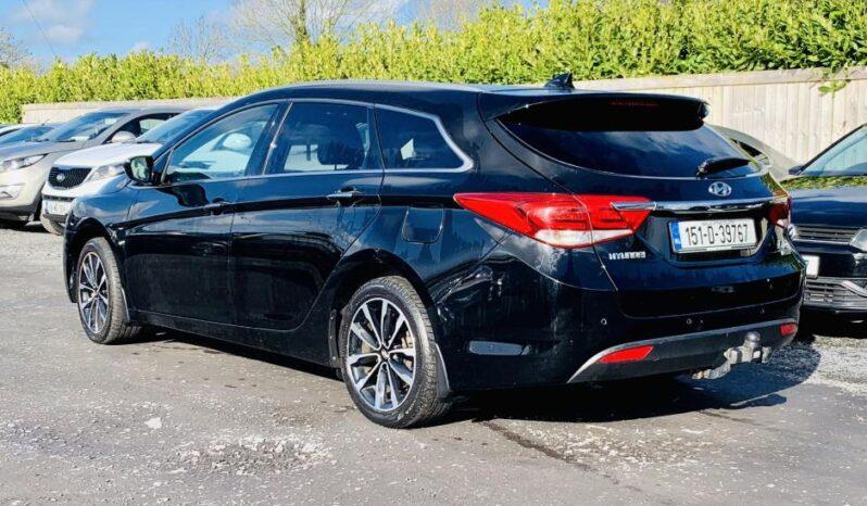 Hyundai i40 2015 full