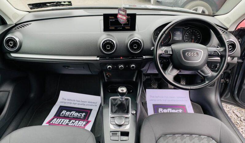 Audi A3 2015 full