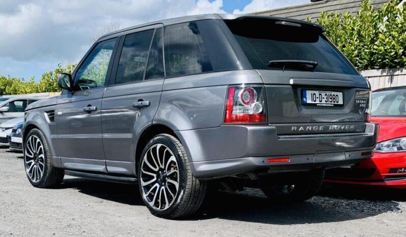 Land Rover Range Rover 2010 full