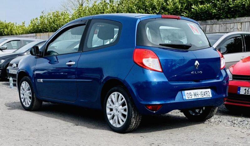Renault Clio 2009 full