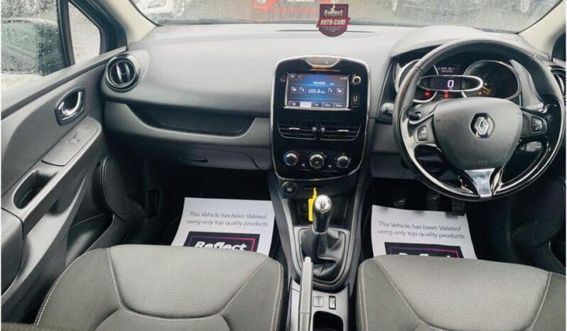 Renault Clio 2015 full