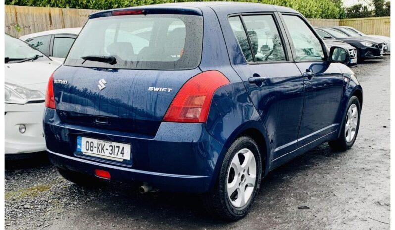 Suzuki Swift 2008 full