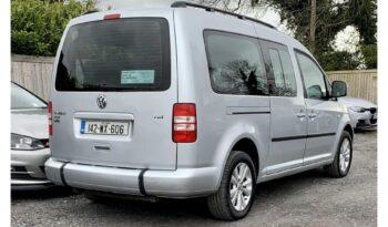 Volkswagen Caddy Maxi Life 2014 full
