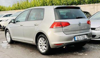 Volkswagen Golf 2016 full