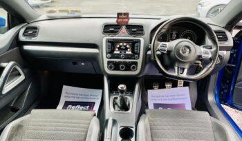 Volkswagen Scirocco 2012 full