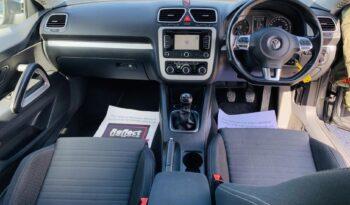 Volkswagen Scirocco 2013 full