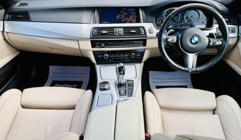 BMW 5 Series 2016 full