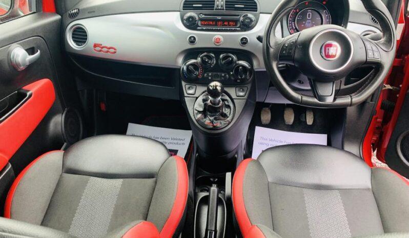 Fiat Fiat 500 2015 full