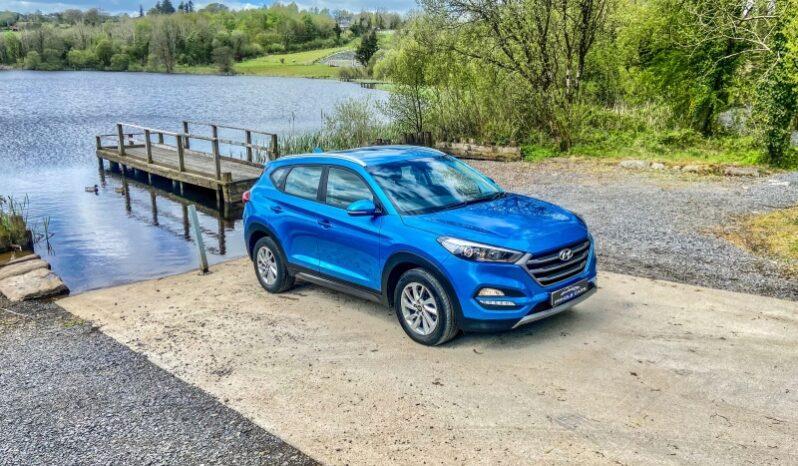 Hyundai Tucson 2018 full