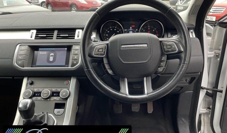 Land Rover Range Rover Evoque 2017 full