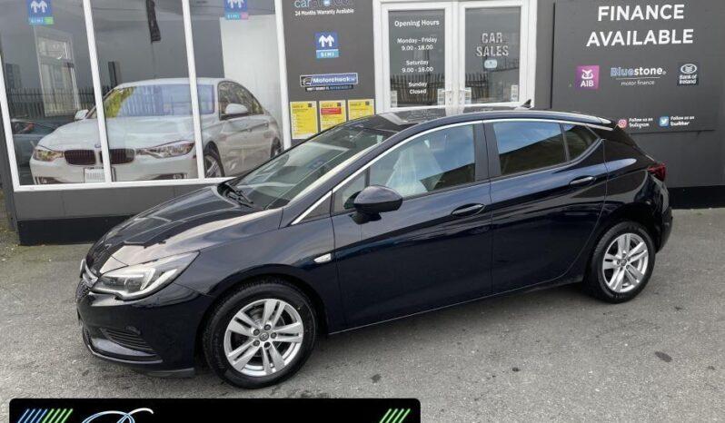 Opel Astra 2018 full