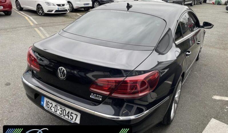 Volkswagen CC 2016 full