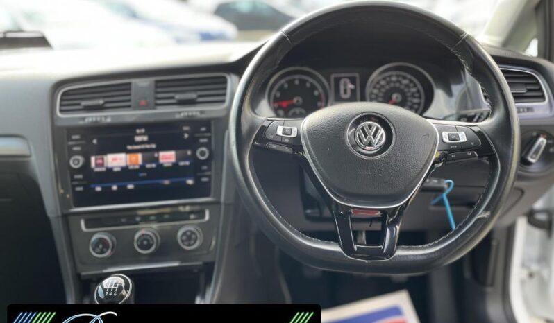 Volkswagen Golf 2018 full