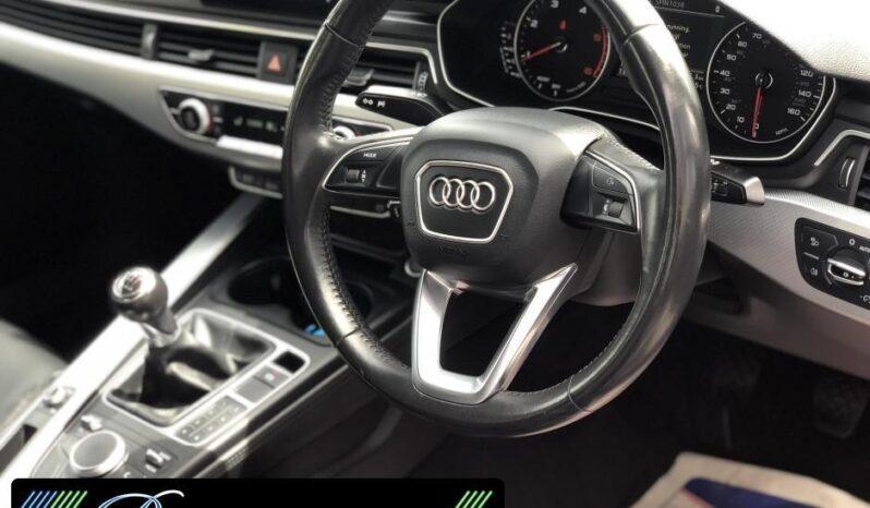 Audi A4 2016 full