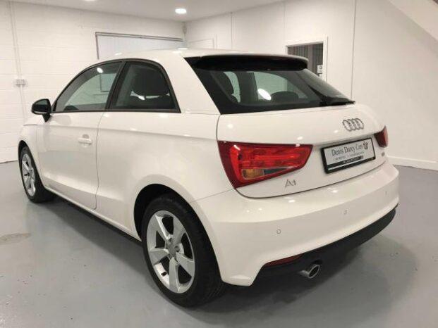 Audi A1 2017 full