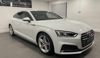 Audi A5 2018 full
