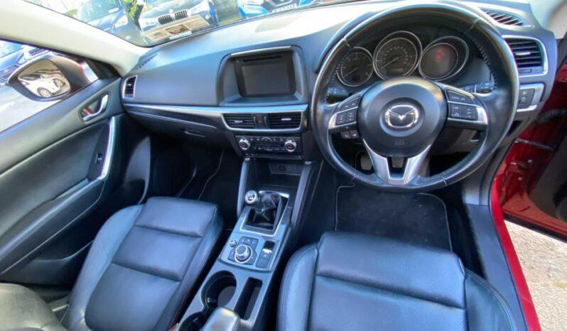 Mazda CX-5 2016 full