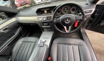 Mercedes-Benz E Class 2013 full