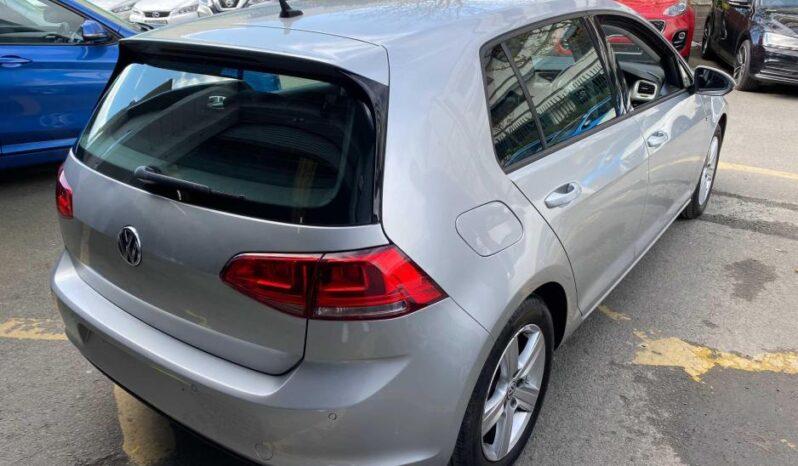 Volkswagen Golf 2017 full