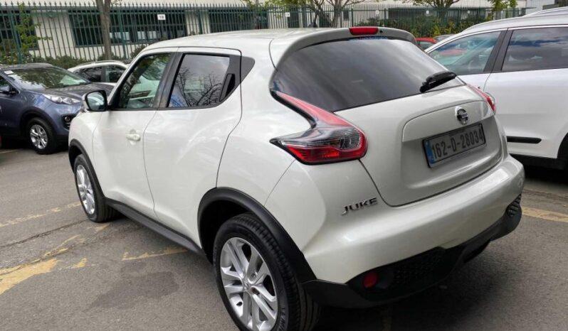 Nissan Juke 2016 full