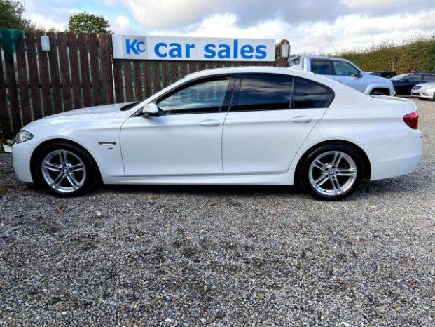 BMW 5 Series 2015 full