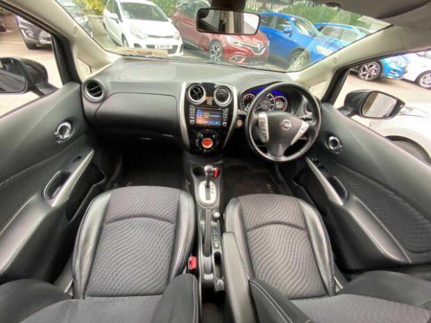 Nissan Note 2016 full
