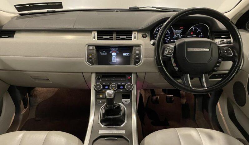 Land Rover Range Rover Evoque 2015 full