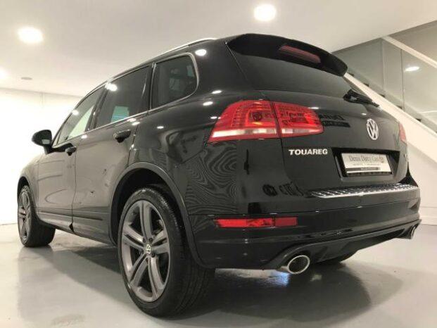Volkswagen Touareg 2013 full
