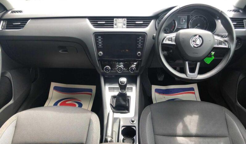 Skoda Octavia 2017 full