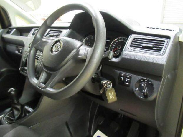 Volkswagen Caddy 2019 full